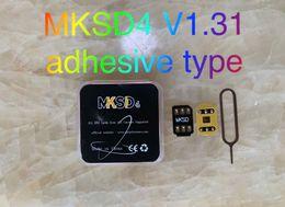 Ingrosso NUOVO SUPERIORE MKSD4 3M colla adesiva adesivo ICCID Unlock LTE 4G Carta Auto pop-up menu per ip6 6S 7 8 X XS XR XSMAX 11Pro USIM Vsim V7 gevey jv