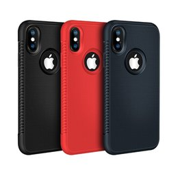 $enCountryForm.capitalKeyWord NZ - For Iphone xs max xr x 8 7 6s plus slim TPU phone case shock proof soft back cover for Samsung S10 S9 S8 PLUS NOTE 8 9