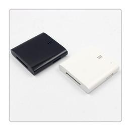 Docks Speakers NZ - Wireless Bluetooth Music Audio Receiver Adapter Hot Sale Multi Color Audio Receiver Adapter For 30pin iPod Dock Speaker Free Shipping