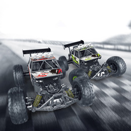 Rocking Toys Australia - 156A 1:18 Scale 25km h High Speed Racing Radio Car Remote Machine Rock Off-Road Vehicle Crawler Toys RC Car For Kids