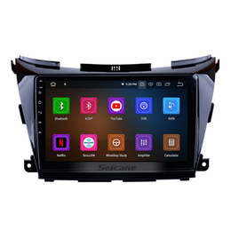 $enCountryForm.capitalKeyWord Australia - 10.1 inch HD Touchscreen Android 9.0 Car Stereo GPS Navigation for 2015 2016 2017 Nissan Murano with USB Mirror Link support car dvd 3G 4G