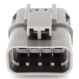 Seal Connector Australia - 7122-1884-40 8 Pin Waterproof Plastic Sealed Electrical Automotive Connector Housing