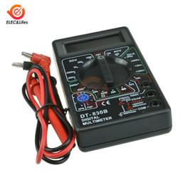 $enCountryForm.capitalKeyWord Australia - DT830B AC DC Voltage LCD Digital Multimeter 750 1000V Voltmeter Ammeter Ohm hFE Tester Safety Handheld Meter Digital Multimeter