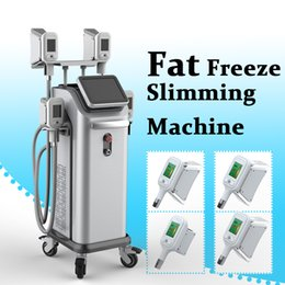 Machine System Slimming Vacuum Australia - newest popular cryolipolysis machine vacuum fat freezing cryolipolysis body slimming system fat Loss with 4 Handles