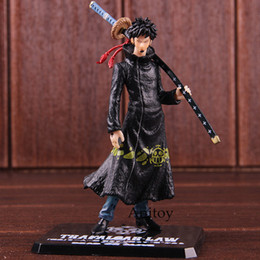 one piece law toys 2019 - Figuarts Zero One Piece Action Figure Trafalgar Law Heart Pirates Seven Warlords of the Sea Ver. PVC Collectible Model T