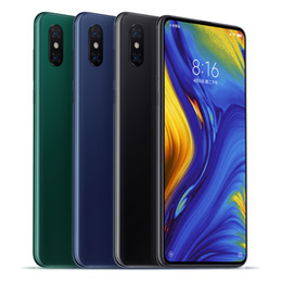 Xiaomi dual sim online shopping - 8GB GB Xiaomi Mix Wireless Quick Charge Octa Core Snapdragon inch AMOLED Full Screen NFC Fingerprint MP Cameras Smartphone