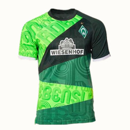 Football Shirts UK - SV Werder Bremen 120thAnniversary Shirt Junior Sportverein Werder Bremen Soccer Jerseys PIZARRO OSAKO HARNIK KRUSE RASHICA Football shirt