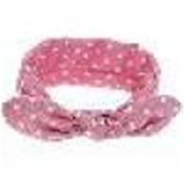 $enCountryForm.capitalKeyWord Australia - Clothing Shoes Accessories Girl Polka dot bow Elastic Hairband Baby Ears Simple Cute Nice attractive Design