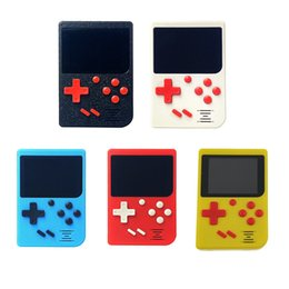 $enCountryForm.capitalKeyWord Australia - portable retro 8-Bit Mini Handheld Game Console 129 Classic Games AV out Video game player Child Nostalgic best gift With retail box