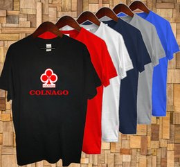 Colnago blue online shopping - NEW logo Colnago multicolour T shirt Funny  Unisex Casual ba5f70290