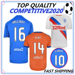 78ca1d578 2018 2019 Thailand quality Glasgow Rangers soccer jersey Ranger 18 19  football kit soccer shirt Scottland Premier fast ship jersey