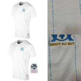 Olympique de Marselha camisa De Futebol 2019-20 Strootman Maillot De Pé PAYET L.GUSTAVO THAUVIN AFASTADO Terceiro 19 20 mens designer camiseta