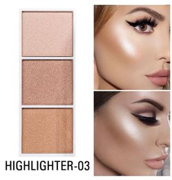 makeup palette blush Australia - Highlighter Palette Makeup Face Contour Powder Bronzer Make Up Blusher Professional Blush Palette Cosmetics