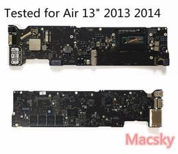 "Macbook Logic Australia - Tested A1466 logic Board for MacBook "" A1466 Motherboard 2013 2014 i5 1.3GHz 1.4GHz i7 1.7GHz 2015 1.6GHz 4G 8G RAM"