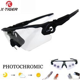 $enCountryForm.capitalKeyWord Australia - X-TIGER Photochromic Polarized Cycling Bicycle Bike Glasses Outdoor Sports MTB Bicycle Bike Sunglasses Goggles Eyewear