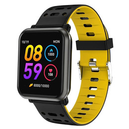 $enCountryForm.capitalKeyWord Australia - P11 smart watch men's and women's mobile phone waterproof heart rate monitor blood pressure sports smart watch Android