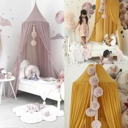 $enCountryForm.capitalKeyWord Australia - Children Romm Dome Bedding Girl Princess Mosquito Net Baby Bed Canopy Tent Curtain Kis Room Decor