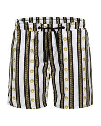 $enCountryForm.capitalKeyWord UK - 2019 Waterproof fabric Wholesale Summer Men Short Pants Brand Clothing Swimwear Nylon Beach pants Swimming BoardShort sports shortsM-3XL F8