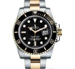 2019 Homens De Luxo Assista SEA-DWELLER Cerâmica Bezel 44mm Aço Stanless 116660 Automático de Alta Qualidade Business Casual Mens Watch relógios de Pulso