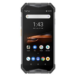 "5.7 quad core cell phones Australia - Ulefone Armor 3W Rugged Smartphone Android 9.0 IP68 5.7"" Helio P70 6G+64G 10300mAh Cell Phone 4G Dual SIM Mobile Phone Android"