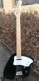 $enCountryForm.capitalKeyWord Australia - Custom Shop Steve Klein Steinberger Black Headless Electric Guitar TransTrem, Maple Neck, Abalone Dot Inlay