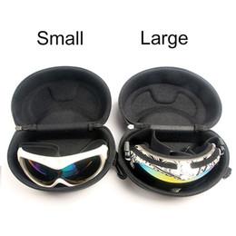 $enCountryForm.capitalKeyWord Australia - Bike Bicycle Glasses Case Snowboard Snow Waterproof Ski Goggles Glasses Protection Carrying Hard Case Box A2