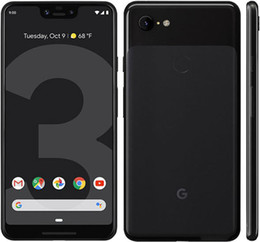 "$enCountryForm.capitalKeyWord Australia - Original Google Pixel 3 XL 4G LTE Cell Phone 4GB RAM 64GB 128GB ROM Snapdragon 845 Octa Core Android 6.3"" Full Screen NFC Smart Mobile Phone"