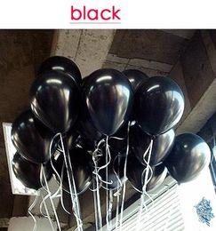 $enCountryForm.capitalKeyWord Australia - 100pcs lot birthday balloons party decorations for Russia 1.5g red gold ballons latex balloons decor round kids wedding balloons