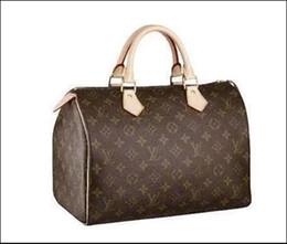 Ingrosso Lv gucci SPEEDY M41108 designer di marca femminile borsa a tracolla borsa a tracolla cuscini borsa madre borsa vagabonda moda design in pelle di lusso