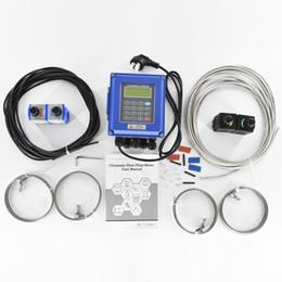 Clamp Ultrasonic Flow Meters NZ | Buy New Clamp Ultrasonic