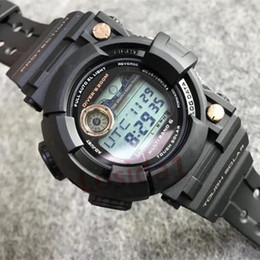 luxury watches g shock Australia - 2019 Discount Teenager Mens G Style Watch 30M Water Resistant Shock Sport Wristwatches for Man Luxury LED Digital Backligh Watch with Solar
