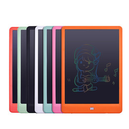 Discount new drawing tablet - 10 inch Writing Tablet LCD Drawing Board New High Light Blackboard Paperless Notepad Memo Handwriting Pads With Upgraded