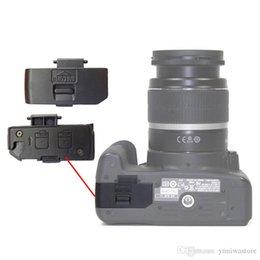 10pcs New Battery Cover Door For Canon Eos 450d 500d 1000d Rebel Xsi T1i Digital Camera Repair Part Camera & Photo Accessories Camera Lcd Screen