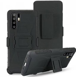 Wholesale Clip Belt Stand Armor Defender Case For Samsung Galaxy S10 Plus S10E S9 S8 S7 S6 Edge S5 NOTE Shockproof Swivel Skin Cover