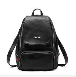 Styles Backpacks Australia - New Style Backpack Women Shoulder Bag Handbag Female Outdoor genuine leather Knapsack Travel Bags Student School Bag Satchel