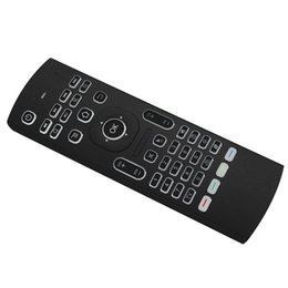 Motion Games Australia - 2.4G Air Mouse, Backlight 6-Axis Somatosensory Remote Control Motion Sensing Game Ir Learning Buttons Wireless Keyboard For Mi