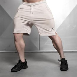 $enCountryForm.capitalKeyWord Australia - Shark Bay New Summer Mens Brand Jogger Sporting Shorts Slimming Men Black Bodybuilding Short Pants Male Fitness Gyms Shorts