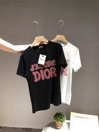Dr shorts online shopping - Luxurious Brand Design DR Letter Logo Tshirt Sleeve Crewneck Tee Breathable Men Women Lovers Fashion Outdoor Streetwear T shirts