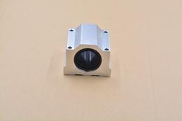 Linear Blocks Australia - SC30UU SCS30UU bearing 30mm linear bearing slide block with LM30UU bearing for 30mm rod round shaft 1pcs