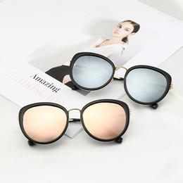 $enCountryForm.capitalKeyWord Australia - 22011 MM Fashion Trend Sunglasses 55mm Lenses 5 Color Sunglasses Men Women Hot Style Fashion Trend Casual Sunglasses Whith Box