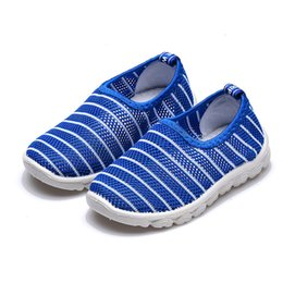 Sneakers Cut Out Australia - 2019 New Summer Fashion Kids Shoes Cut-outs Air Mesh Breathable Shoes For Boys Girls Children Sneakers Baby Boy Girl Sandals