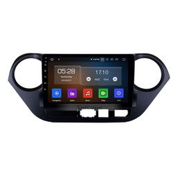 $enCountryForm.capitalKeyWord UK - 9 inch Android 9.0 GPS Navi Car Stereo for 2013-2016 Hyundai I10 Left Peptide with Bluetooth WIFI support car dvd Rearview Camera OBD2 DVR