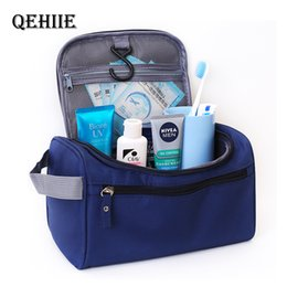 toiletry bag travel Australia - Women's Travel Toiletry Make Up Bag Waterproof Camouflage Cosmetic Pouch Men's Wash organizer Requirement Cosmetics Toilet Bags