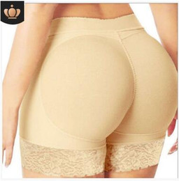 4837c4fb71f Women Butt Lifter Panty Fake Buttock Body Shaper Padded Underwear Lady Lift  Bum