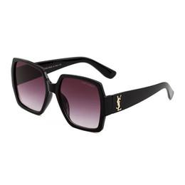 Discount military sun glasses IVSTA Fashion Sunglasses Men American Army Military Brand Designer AO Sun Glasses For Male Glass Lens with Original E045