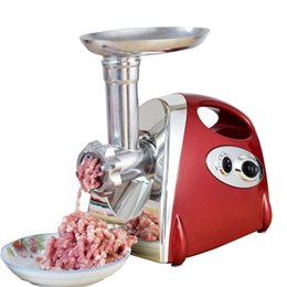 Can vegetables online shopping - High Quality Multifunctional stainless steel electric meat grinder can be used to cut meat vegetables and fruits W