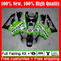 1996 cbr green black fairing Australia - Body For HONDA CBR 893RR CBR900RR CBR893RR 94 95 96 97 Repsol Green 71MT17 CBR 893 CBR900 CBR893 RR 1994 1995 1996 1997 Fairing Bodywork