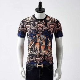 857e7b309 New Mens Summer T Shirt Fashion Mens Tee short Sleeves Wholesale High  Quality Cheap Price T-Shirt Print Tshirt