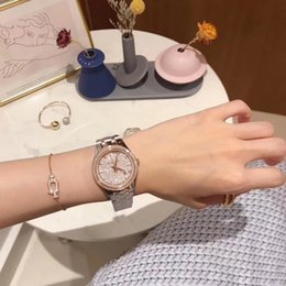 $enCountryForm.capitalKeyWord NZ - 2019 New Women Designer Luxury Watches 6481 Stainless Steel Chain Diamond Watch Lady Dress Quartz Wristwatch Clock orologio di lussio