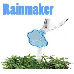 $enCountryForm.capitalKeyWord Australia - Rainmaker Creative Cloud Sprinkler Pot Flower Sprinkler Kettle Novel Garden Irrigation Favor DEC508